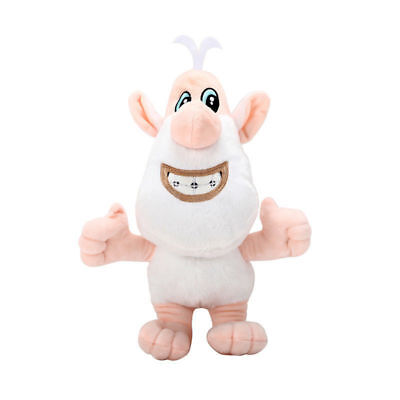Russian Cartoon Booba Buba White Pig Cooper Soft Plush Toys Doll Stuffed Dolls