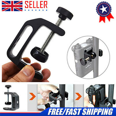 FOR Godox Q-type Battery Hook Clamp Clip Mount for PB820 PB960 Flash Power UK