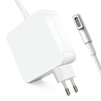 "85W Alimentatore Compatibile MacBook Pro 15"" 17"" NO DISPLAY RETINA Magsafe L"