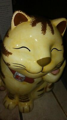 Hometrends Cat Cookie Jar