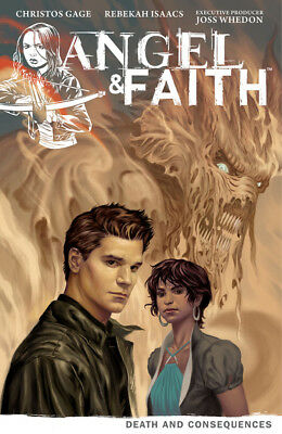 Angel & Faith Volume 4: Death And Consequences - 9781616551650