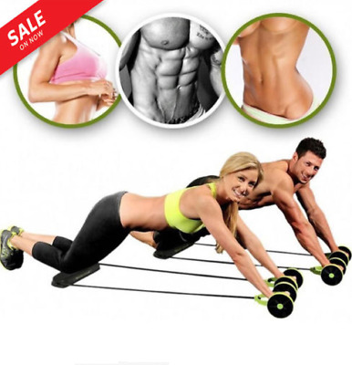 New Power Roll Ab Trainer