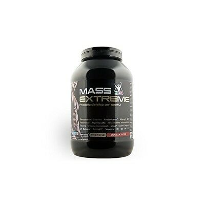 Net Integratori post workout Mass Extreme 1,5kg Gusto Cioccolato
