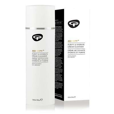 Green People Purify and Hydrate Cream Cleanser - 150ml