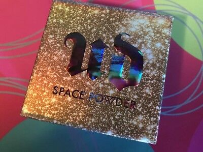 URBAN DECAY Elements Space Powder NEW BOXED AUTHENTIC Face & Body Holiday 2018