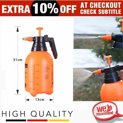 2L Watering Sprayer Bottle Gardening Atomizer Tool Big Capacity Water Cans SQ