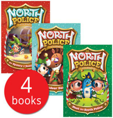 The North Police Collection - 4 Books