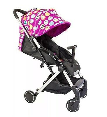 Familidoo Air Pushchair, Pink Purple Rabbit
