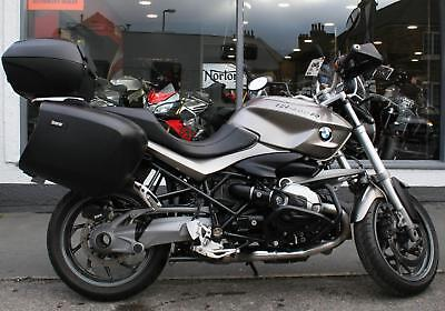 2012 BMW R 1200 R with EXTRAS at Teasdale Motorcycles, Yorkshire