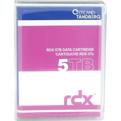 Overland Storage 8862-Rdx Rdx Quikstor 5Tb Removable Disk