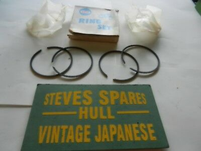 SUZUKI GT250/380 AND X7 0.75 o/s   PISTON RING SETS 12140-33012-075