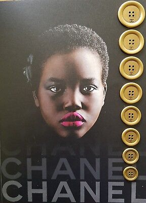 Boutons Chanel 32 mm