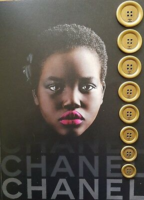 Boutons Chanel 28 mm