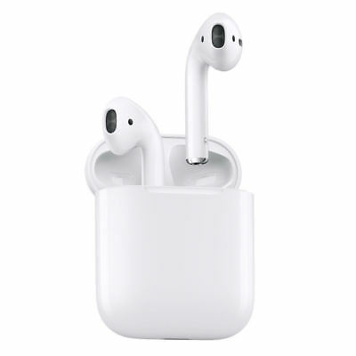 Apple AirPods Wireless Bluetooth In-Ear Headset, White