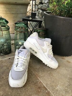 BASKETS PicClick BasketS NIKE AIR MAX Blanches ,5 EUR 29,00 PicClick BASKETS FR f5eec2