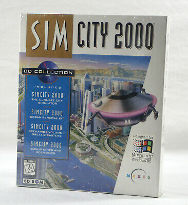 Big Box PC Games - SEALED - Near Mint to Mint - BUILD YOUR OWN COLLECTION