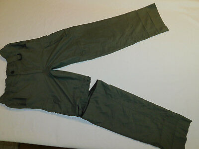 Boy Scout Switchback Pants Convertible Zip Off Shorts Poly Bsa Olive Boy's M Jkv