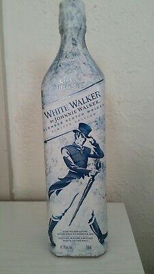 White Walker By Johnnie Walker Game Of Thrones Limited Edition!!! Hbo Got New