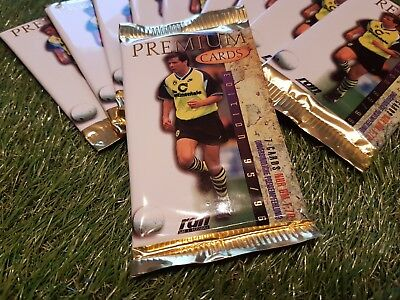 Panini Premium Cards 95/96 Bundesliga - OVP Booster Pack - wählen/choose