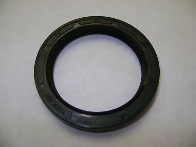 New Tc 40X52X7 Double Lips Metric Oil / Dust Seal With Garter Spring