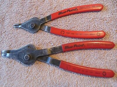 Blue-Point Snap Ring Retaining Pliers 2 Piece