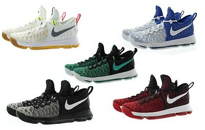 Nike 843392 Mens Zoom KD Kevin Durant 9 Low Top Basketball Shoes Sneakers
