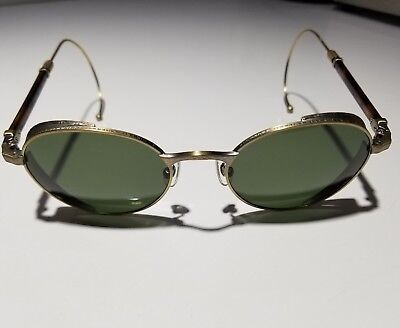 45ae1ad12 BRAND NEW MATSUDA Sunglasses Made in Japan M3061 Gold Size 51-19-143 ...