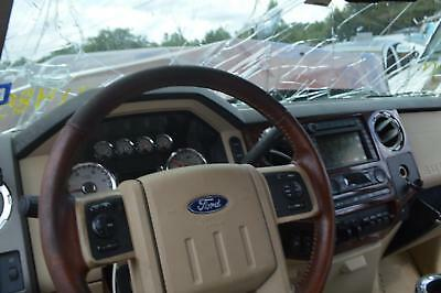 08 09 10 Ford F250 F350 Driver Wheel Airbag Only Lh Wheel Bag Only Tan Oem