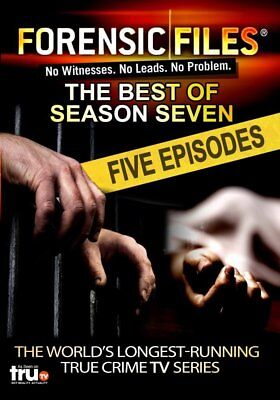 FORENSIC FILES THE Best Of Season 6 7 8 9 Collection New 10