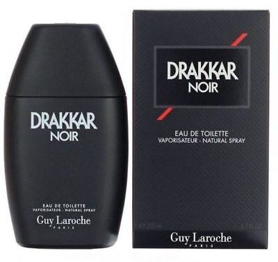 Perfume For Men Drakkar Noir Guy Laroche EDT 200 ml  **LOWEST PRICE**