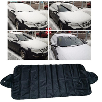 Car Auto Windshield Protector Visor Cover Sun Shade Prevent Snow Frost Ice Dust