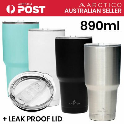 Arctico 890ml 30oz Insulated Tumbler Stainless Steel Vacuum Flask Travel Mug Cup