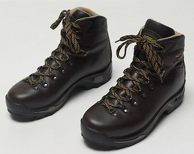 2deca66eb13 $320 MEN'S ASOLO TPS 520 GTX EVO Gore-Tex Waterproof Hiking Boots Size US  10.5