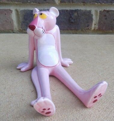 UNITED ARTIST (Royal Orleans) 1982 Seated Pink Panther Figure