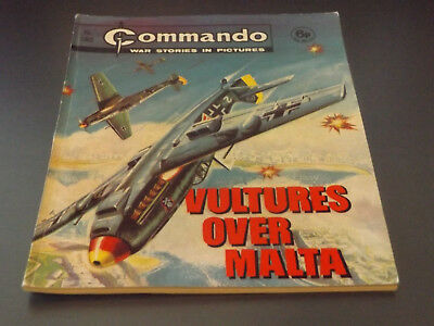 Commando War Comic Number 683!,1972 Issue,very Good For Age,46 Years Old,v Rare.