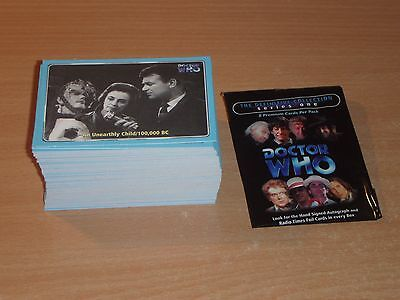 Doctor Who The Definitive Collection - Series One Strictly Ink - 2000