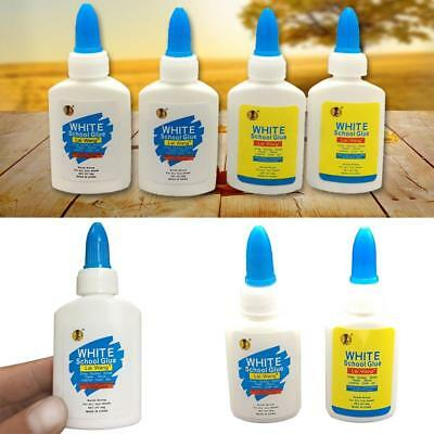 40g Glue Child Safe Ideal Kids School Craft Home Office NON Toxic New. Gi Gift
