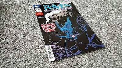 RAVEN: DAUGHTER OF DARKNESS #3 of 12 Cvr A (2018) DC UNIVERSE