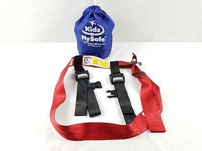 Kids Fly Safe Airplane Safety Harness Used once