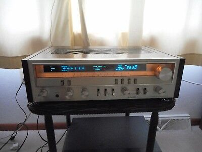 Pioneer Sx-3700 Vintage Stereo Receiver Blue Light Speical 45 Watts / Channel