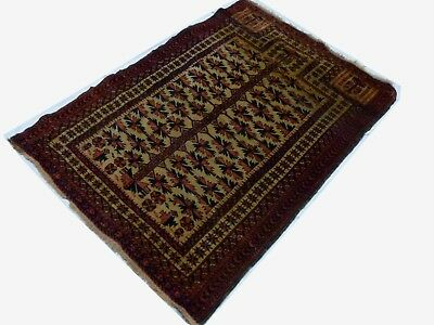 Tapis Persen Balouch Traditionnel Oriental hand made N° 10