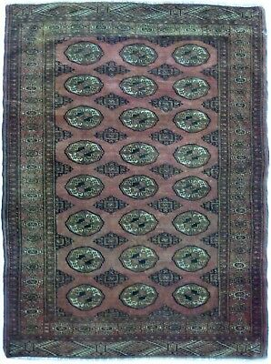 Tapis Boukara Traditionnel Oriental hand made N° 12