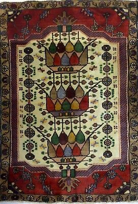 Tapis Persan Traditionnel Oriental hand made  N° 1