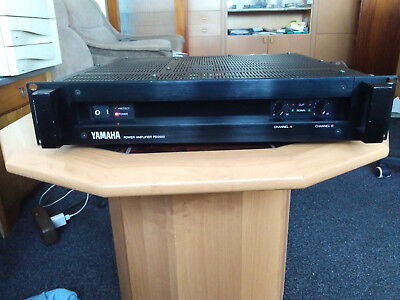 Yamaha PD2500 PA endstufe power amplifier natural sound