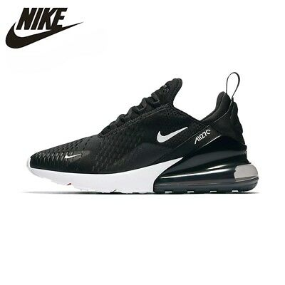 Authentic Nike Air Max 270 Black Men's Running Shoes Sports Sneakers