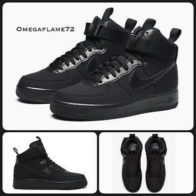 online retailer ac866 67fb1 ... closeout nike af1 high 07 qs air force 1 ah6768 001 uk 8 c016e 252f7