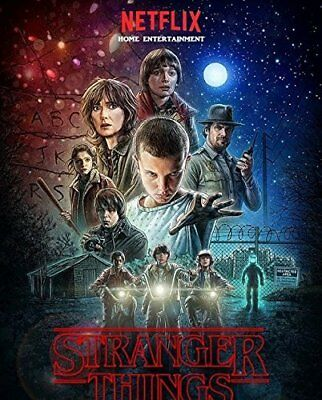 Stranger Things Season 1 One Complete DVD  Box Set First TV Series New
