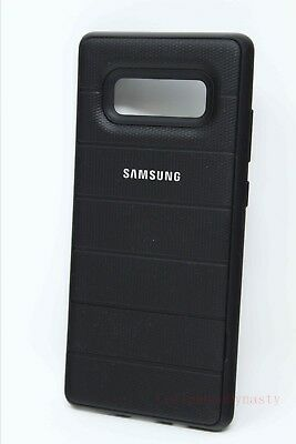 Samsung Rugged Military Grade Cover Case w/ Kickstand for Samsung Galaxy Note 8