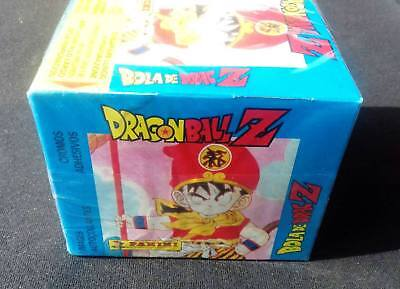 DRAGON BALL Z  Panini 1991. BOLA DE DRAC box with 50 packs