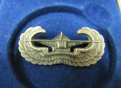 WWII Original US Army-Navy Aviator Glider Force Wings (12535-war-MY)